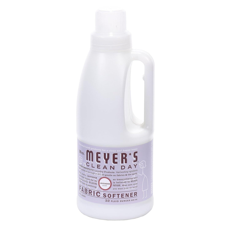 Amazon Mrs Meyer s Clean Day Fabric Softener Lavender 32 fl