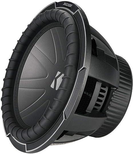 2 x BRAND NEW CVR122 KICKER COMPVR 12-INCH 2-OHM CAR AUDIO SUBWOOFER 800 WATTS 1