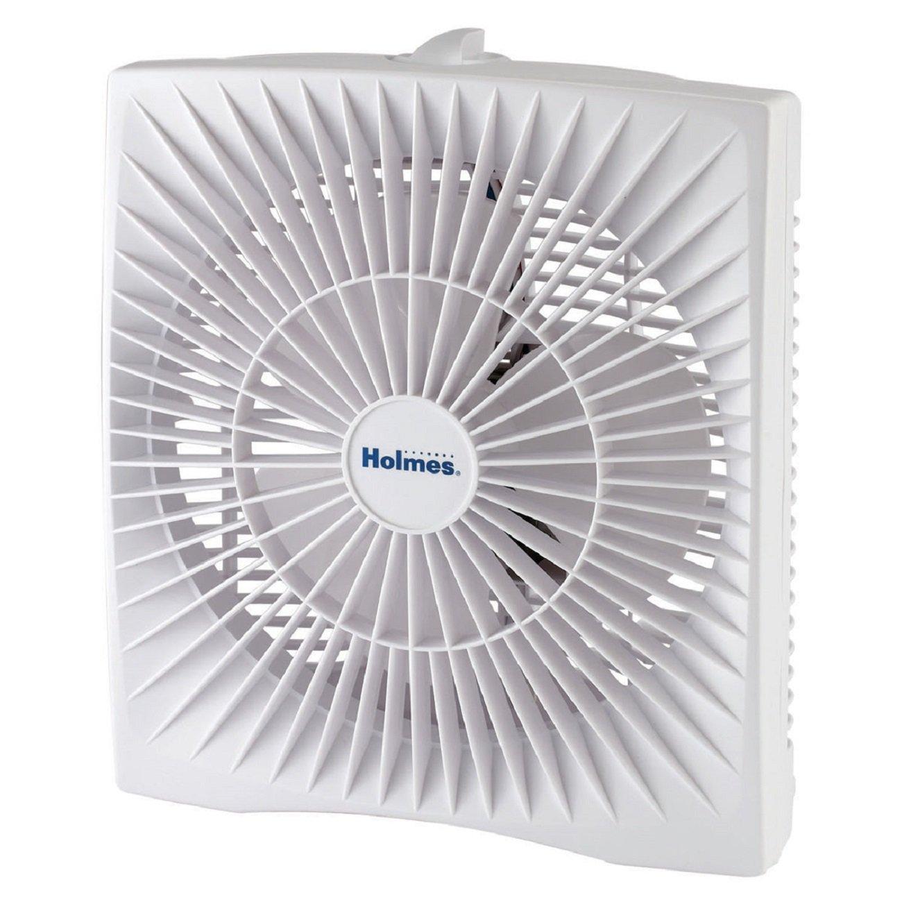 Holmes 10-inch Personal Size Box Fan, HABF120W