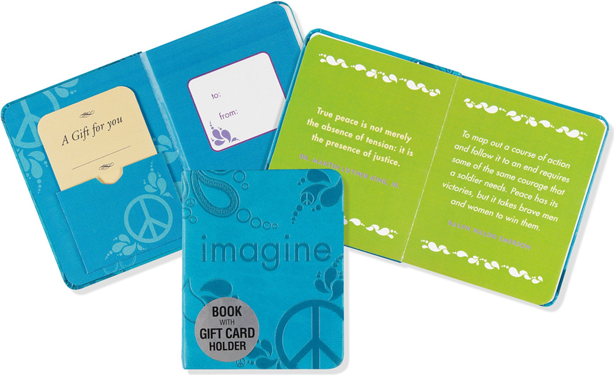 Imagine (Mini Books, Gift Card Holder): Barbara Paulding ...