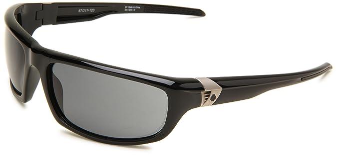 Spy - Gafas de sol - para hombre gris talla única: Amazon.es ...
