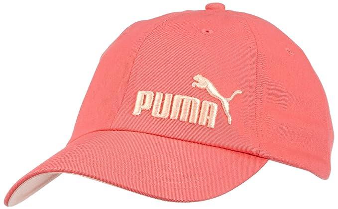 PUMA Cap No 1 - Gorra de náutica, Color Naranja, Talla DE: Adult ...