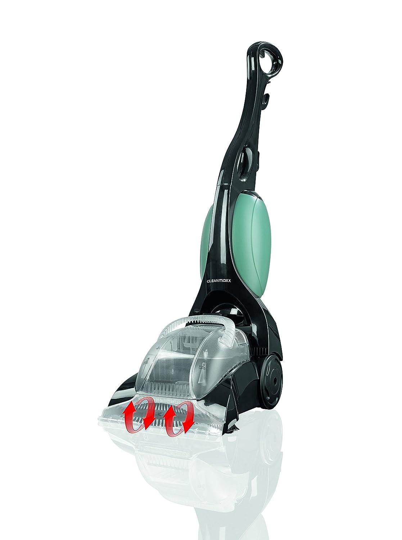 Max 700 Watt 3in1 Waschen Hartbodenreiniger Reinigen /& Absaugen H2O Technologie Limegreen CLEANmaxx 09840 Teppichreiniger Professional