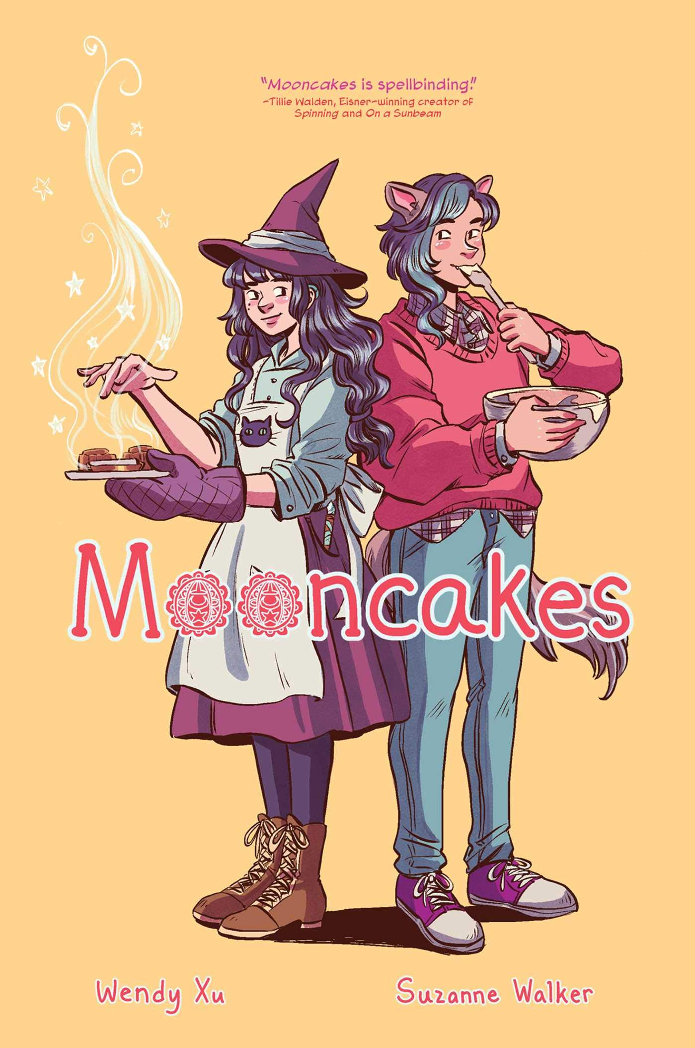 Amazon.com: Mooncakes (9781549303043): Walker, Suzanne, Xu, Wendy ...