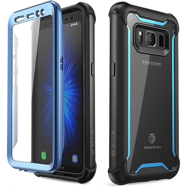 Amazon.com: SupCase Galaxy S8 Active Case, [Unicorn Beetle ...