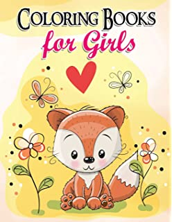 gorgeous coloring book for girls the really best relaxing colouring book for girls 2017 - Coloring Books For Girls