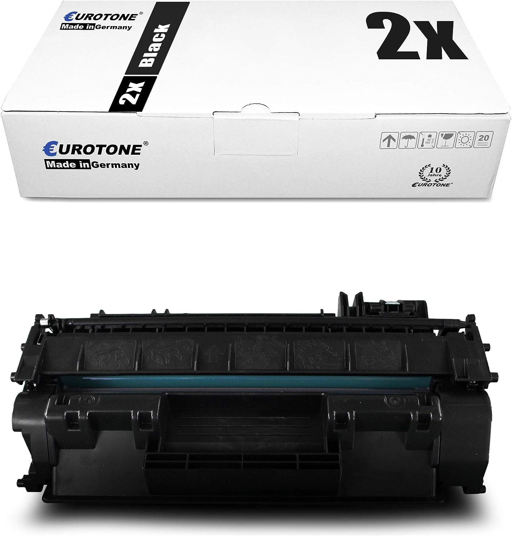 10x Eurotone XXL Toner for Canon Lasershot LBP 6300 dn Replaces 3480B002 719H