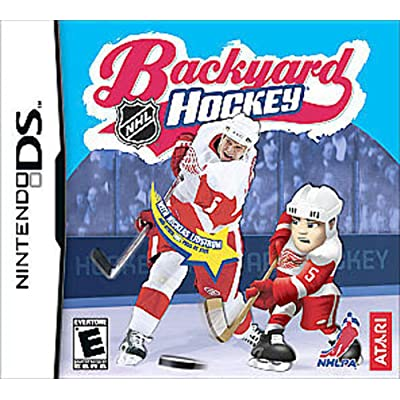 Backyard Hockey - Nintendo DS by Humongous Entertainment