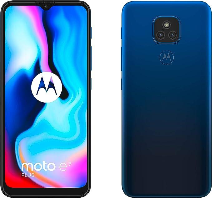Oferta amazon: Motorola Moto E7 Plus - 6.5