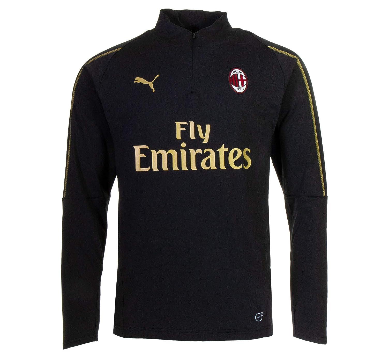 Puma AC Milan 1 4 Zip Top