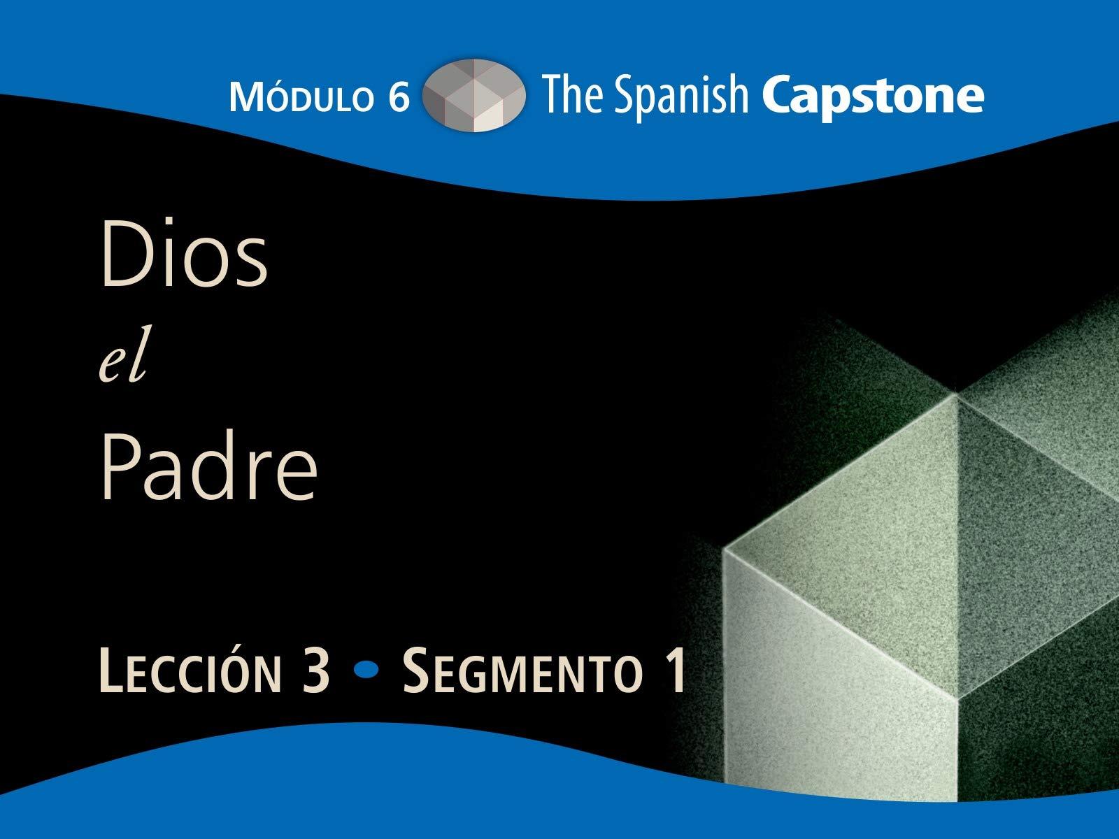 Amazon Com Watch The Spanish Capstone Prime Video