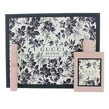 e3c3e1232be Amazon.com   Gucci Bloom Nettare Di Fiori Intense for Women 2 Piece Set  (3.4 Eau De perfume Spray+ 0.25 4 Eau De perfume Spray)   Beauty
