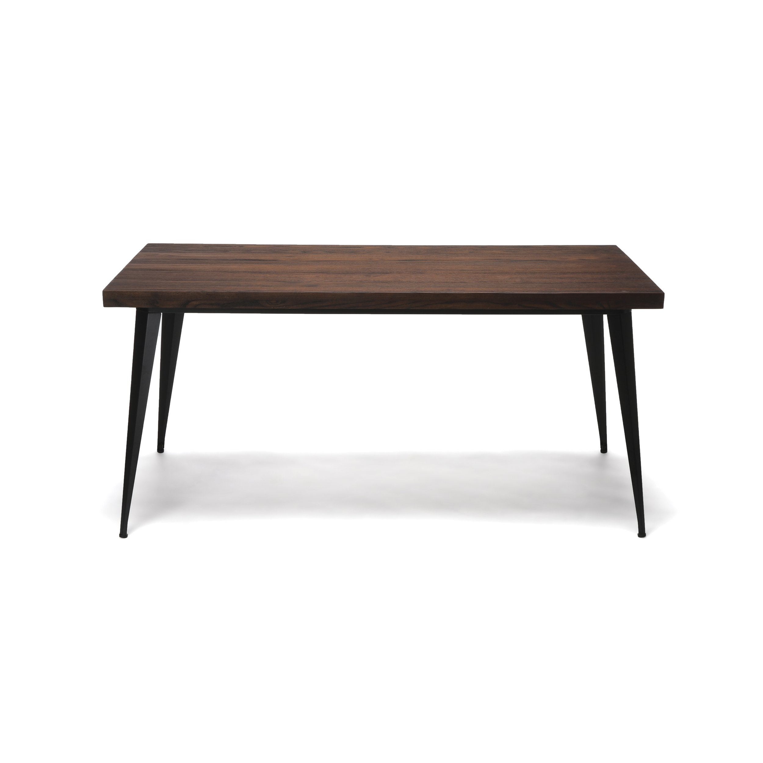 OFM Edge Series 62'' Modern Wood Desk - Walnut by OFM (Image #2)