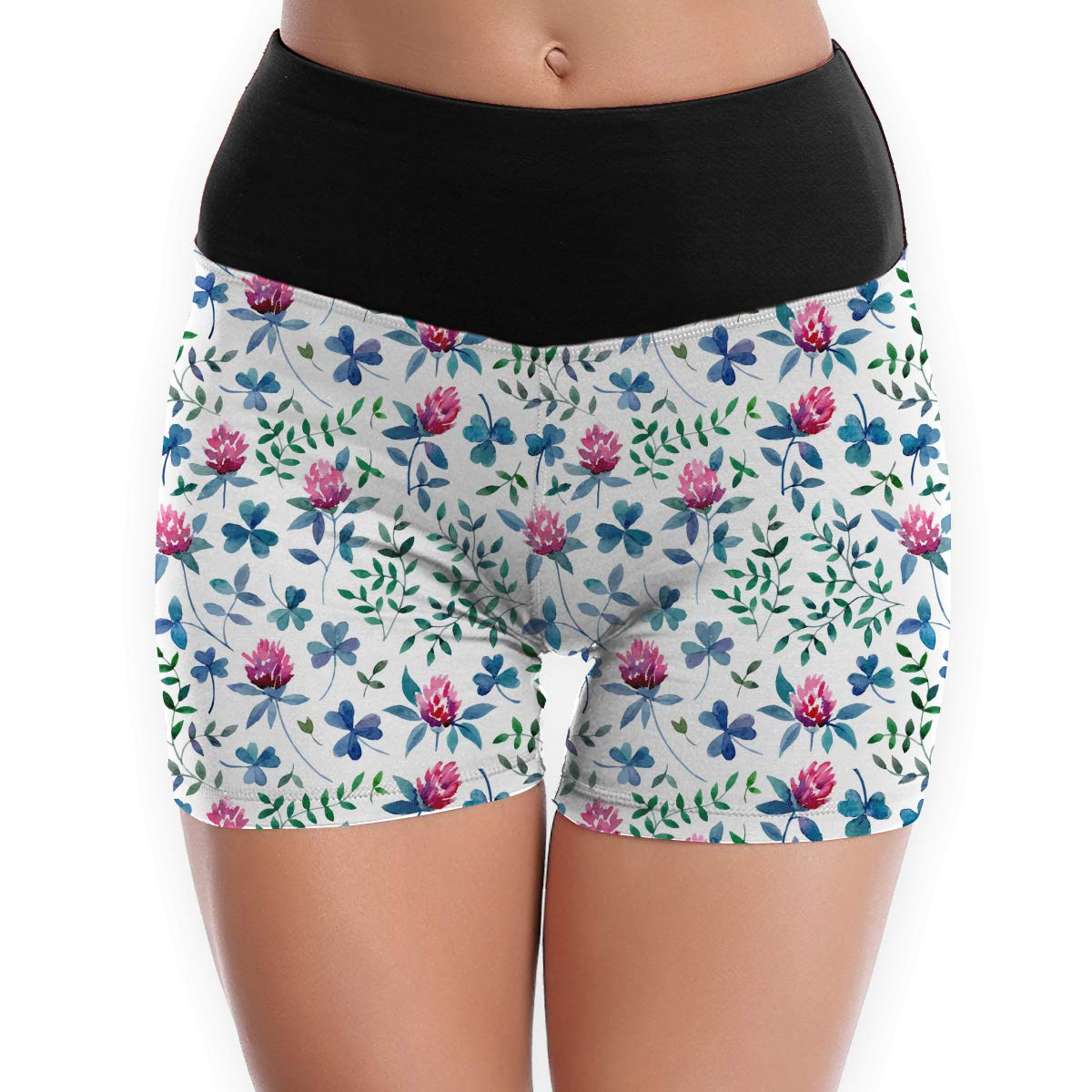 Amazon.com: Womens High Waist My First St Patricks Day Pink ...