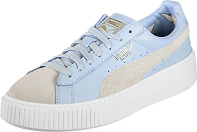 Puma Damen Sneakers Basket Platform Coach: Amazon.de: Schuhe ...