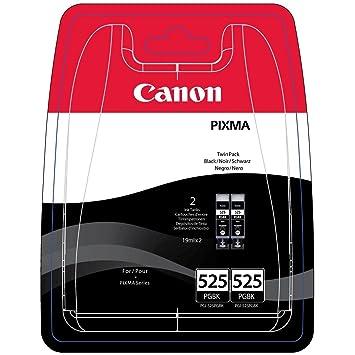 Canon PGI-525 2 Cartuchos Twinpack de tinta original Negro para ...