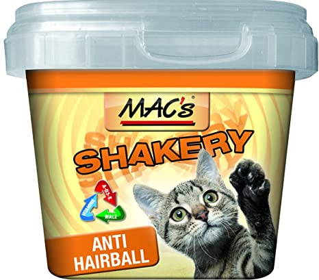 Macs shakery Cat aperitivos Anti-Burst – Pelota de Hair | 6 x 75 g