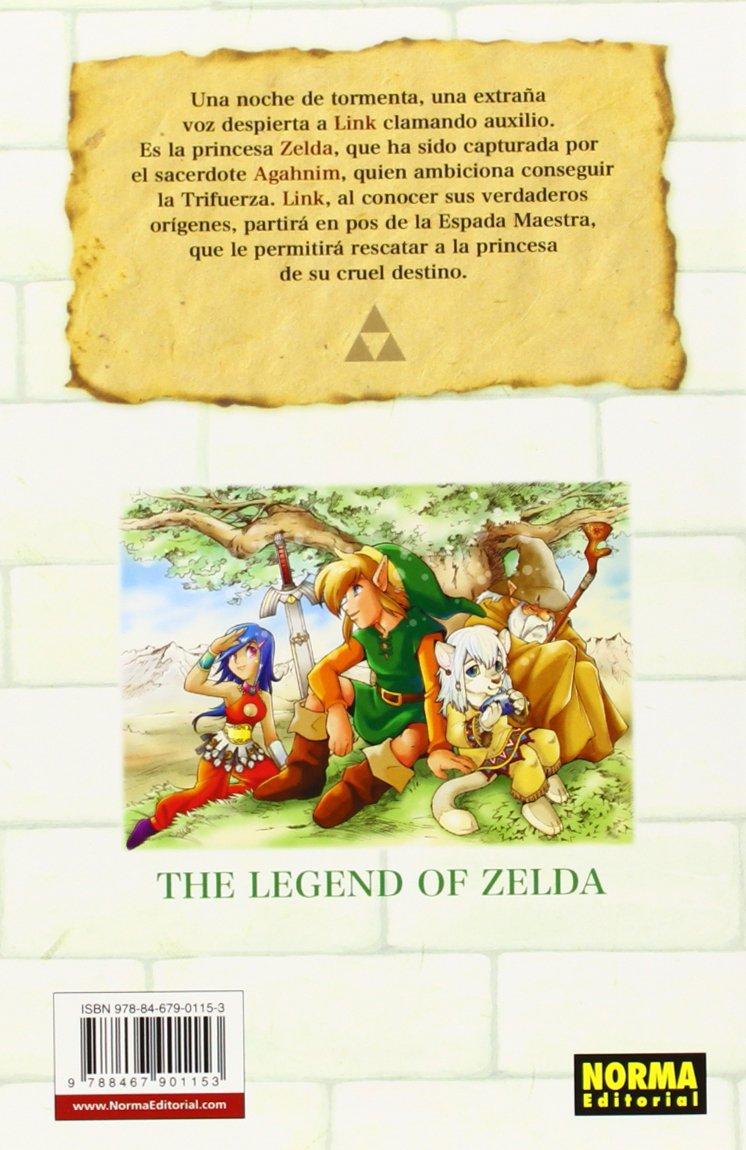 Pack The Legend Of Zelda - Volúmenes 1 A 5: Amazon.es: Himekawa Akira: Libros