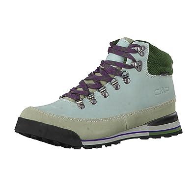 finest selection 3952f 66c39 CMP Damen Trekking Schuhe Heka WP 3Q49556 Salvia 40: Amazon ...