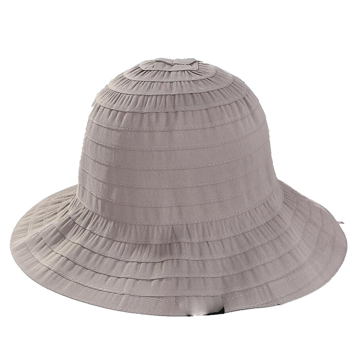 Wide Brim Sun Hat Ladies Church Wedding Floral French Cap Beach Vacation Visor
