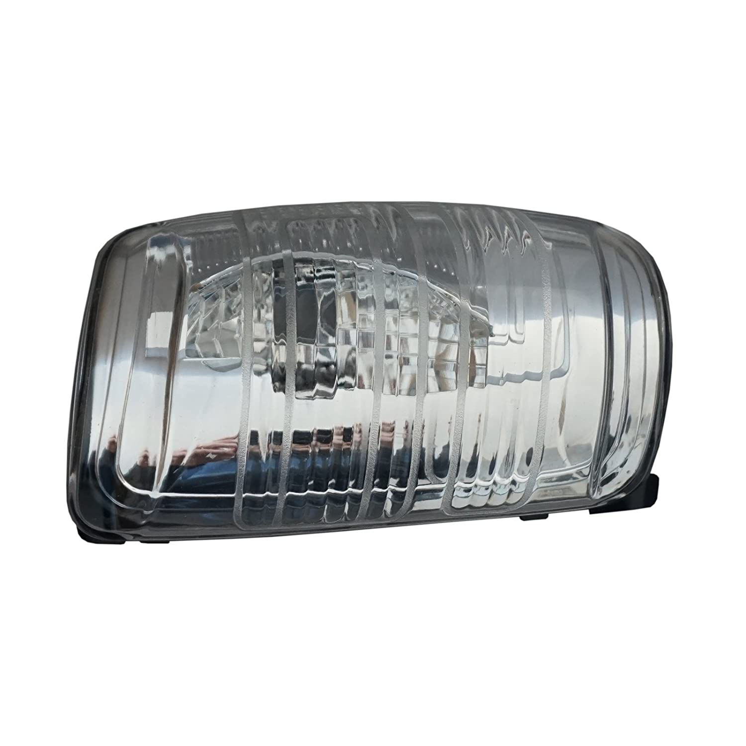 BSP594-1: Side Door Wing Mirror White Indicator Lamp Lens 1847387 Left for Ford Transit 2013-On Bross Auto Parts