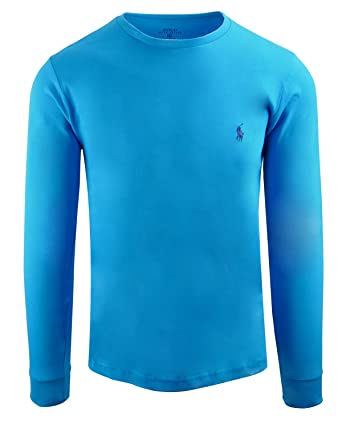 7887af5996a27 Ralph Lauren T-Shirt à Manches Longues Custom Fit S-M-L-XL-XXL Outlet