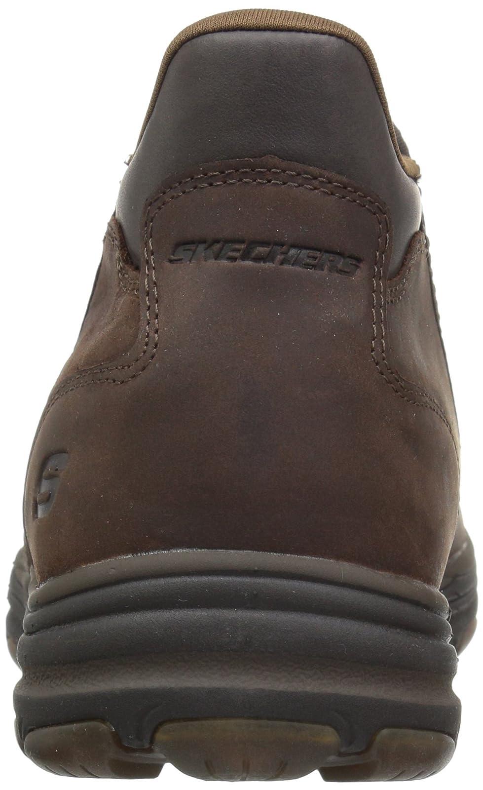 Skechers Men's Garton Keven Ankle Bootie 8 M US - 2