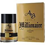 Lomani Ab Spirit Millionaire Eau De Toilette Spray for Men, 3.3 Ounce