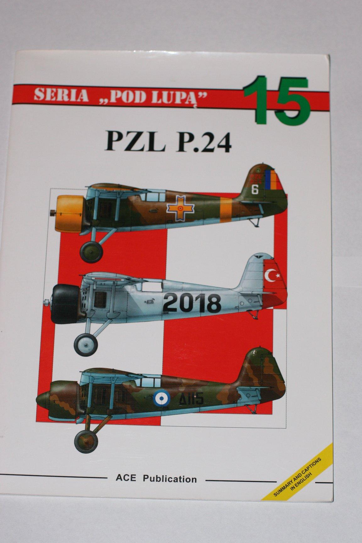 Pzl P 24 - No 15: Przemyslaw Skulski: Amazon com: Books