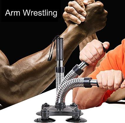 Yaegoo Arm Wrestling Equipment Hand-Muscle Developer Grips Wrist Exerciser Forearm Trainer