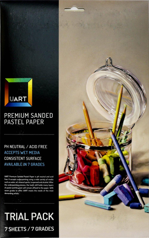 UART Trial Pack 6''x11'' (153 x 281mm) Sheets