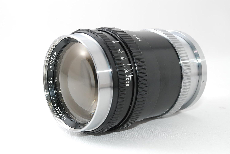 Nikon ニコン NIKKOR-P 105mm F2.5 Sマウント   B073R5WYBW