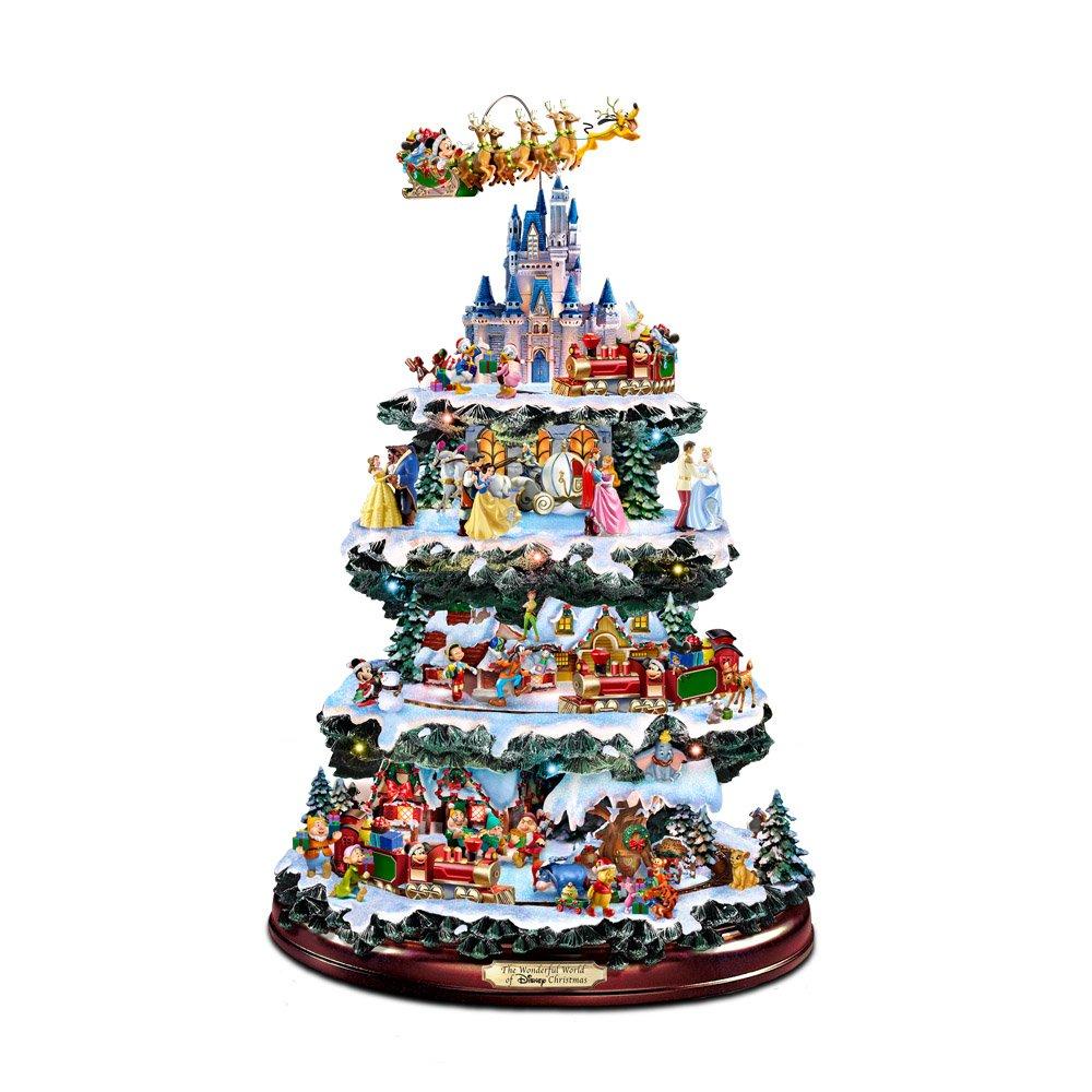 Disney Tabletop Christmas Tree: The Wonderful World of Disney Tree ...