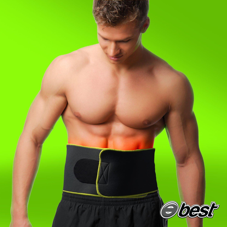 Best Neoprene Stomach Wrap Waist Trimmer Belt