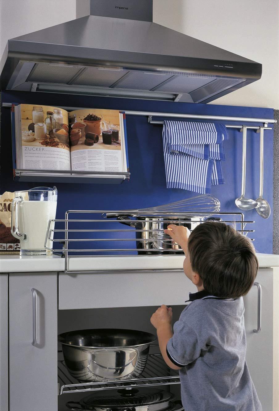 Gedotec Kochstellenschutz Herd-Kindersicherung aufklemmbar für