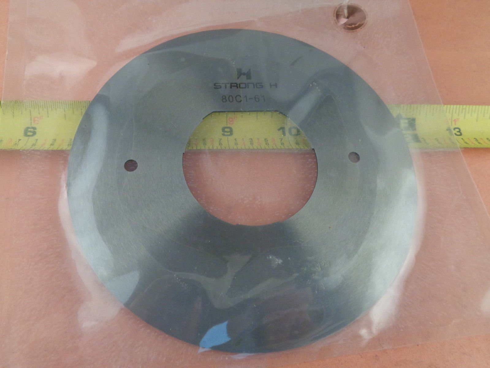STRONGH 5-1/4'' ROUND BLADE KNIFE FOR EASTMAN CUTTING MACHINE R5-1/4E 80C1-61