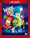 Inside Out 3D (2 Blu-Ray)