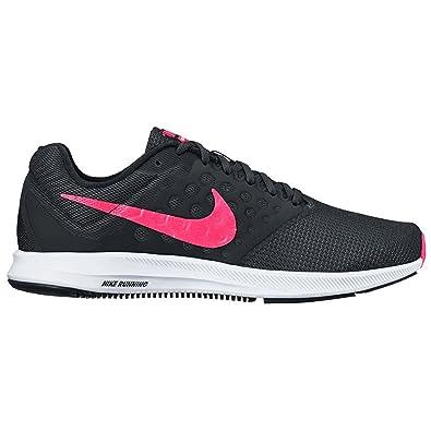 Nike Women's Black Air Downshifter 7 Running Shoes (7 UK/INDIA)