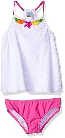4adc6c7d7a Amazon.com  Kiko   Max Girls  Tankini Bathing Swim Suit  Clothing