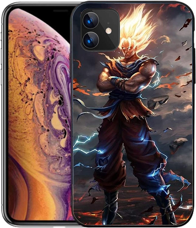 cover iphone 11 dual screen anime