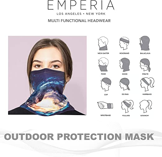 Save 50.0% on select products from Emperia with promo code 50Q7OVE7, through 2/24 while supplies last.