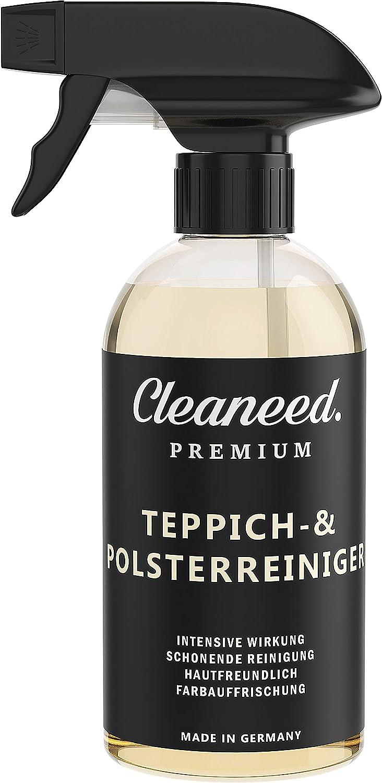 Cleaneed Premium Teppich Und Polsterreiniger Made In Germany Hautfreundlich Schonende Reinigung Farbauffrischung Auto