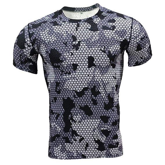 MEIbax Ropa de Verano imprescindible para Hombres Camiseta ...