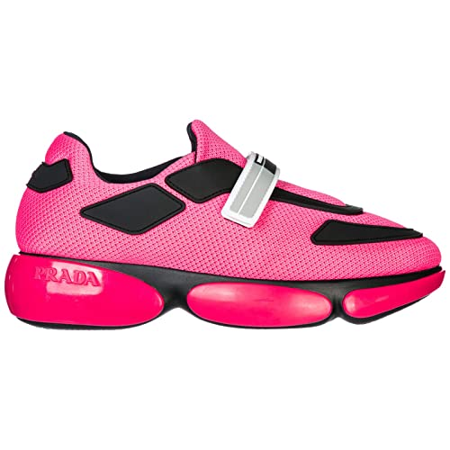 Prada Cloudbust Zapatillas Deportivas Mujer Knit Fluo: Amazon.es: Zapatos y complementos