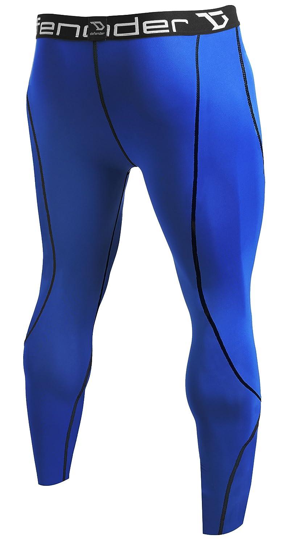 Defender Mens Thermal Wintergear Compression Baselayer Pants Legging Winter Tebal Leggings Tights At Amazon Clothing Store