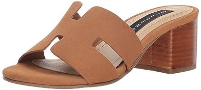 720299eb604 Amazon.com  STEVEN by Steve Madden Women s Foreva Heeled Sandal  Shoes