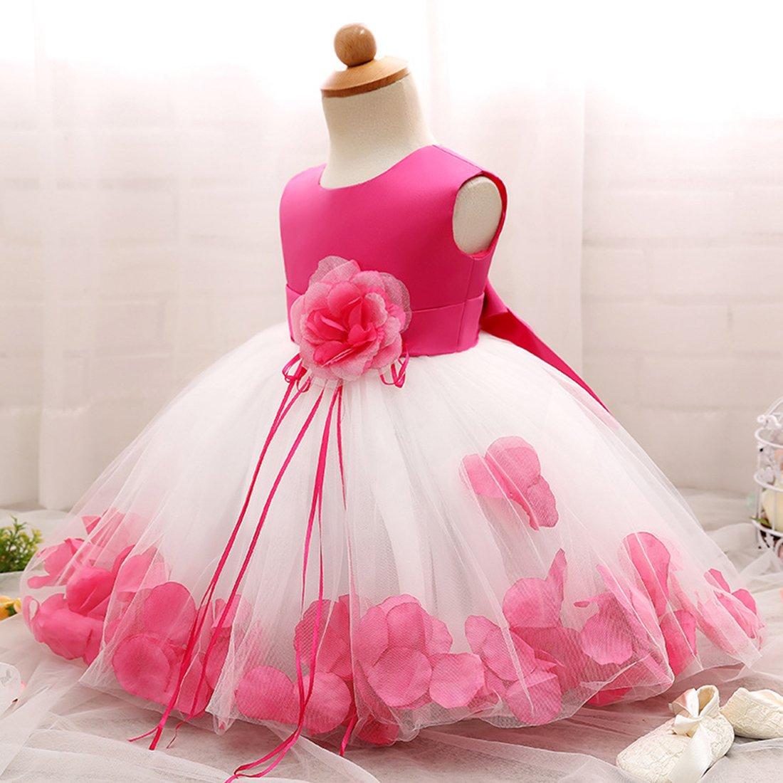 ADHS - 19996 Vestido de princesa para recién nacido, nacido, recién ...