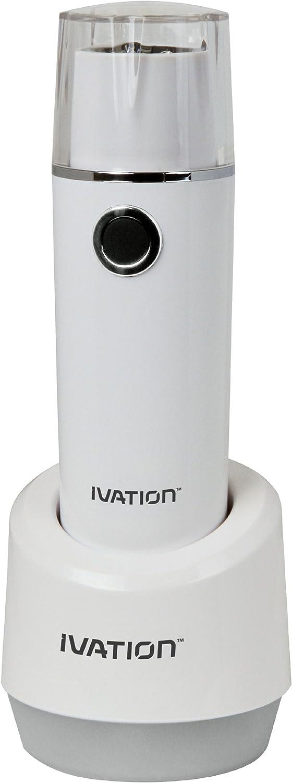 Ivation Emergency Power Failure 6-LED Light & Torch - Multipurpose: Power Failure Light, Handheld Rechargable Flashlight & Light Sensing Night Light