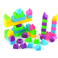 2-OYSS Building Blocks DIY Toy Building Bricks for Kids 40 pc(Buy 1+ GET 1 Free)