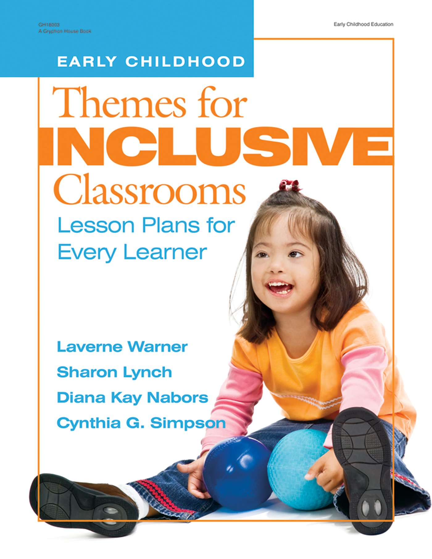 Themes for Inclusive Classrooms: Lesson Plans for Every Learner (Early Childhood Education) pdf